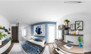 Master Bedroom - Park Hill 2