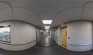 Entrance to the Russel Berrie Institute for Simulation Learning