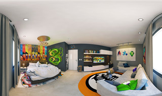 Dragon Ball 360 Interior Design Day