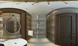 mr waleed master bathroom