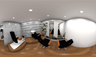 project teenege salon  gents area