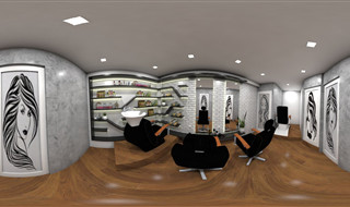 project teenege salon  ladies area