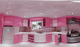Kitchen - Designed by Ahmed Sarhan 01014702005