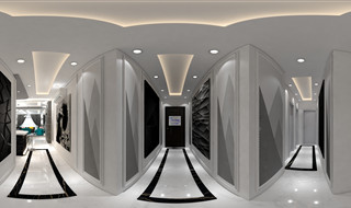 corridor  - Designed by Ahmed Sarhan 01014702005